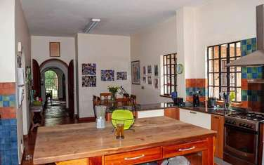 4 bedroom house for rent in Muthaiga Area