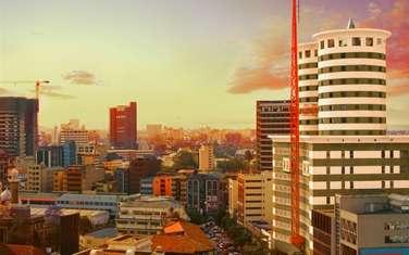 2738 ft² office for rent in Cbd