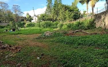 2023 m² land for sale in Runda