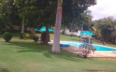 Furnished 1.5 ac commercial property for sale in Nyali Area