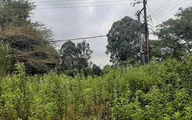 0.2 ha residential land for sale in Karen