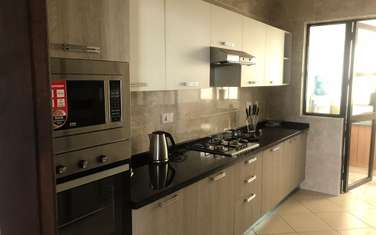 Furnished 3 bedroom apartment for rent in Karura