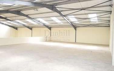 7050 ft² warehouse for rent in Ruiru