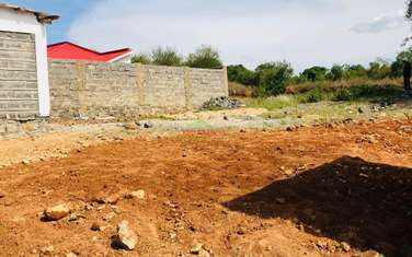 0.05 ha land for sale in Thika