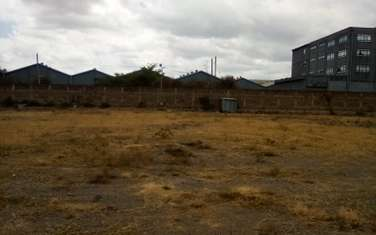 Commercial land for sale in Industrial Area