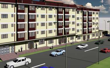 2 bedroom apartment for sale in Nyeri Town