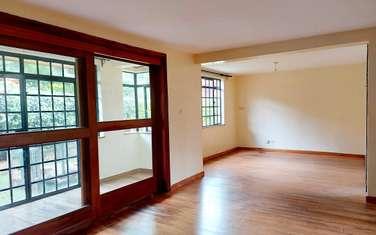 4 bedroom villa for rent in Kiambu Road