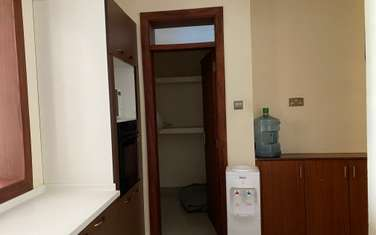 Furnished 3 bedroom apartment for rent in Kilimani