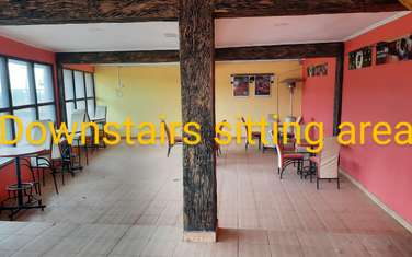 Commercial property for sale in Kiserian