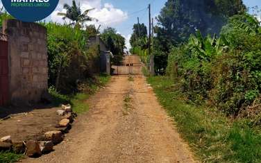 0.5 ac land for sale in Ruaka