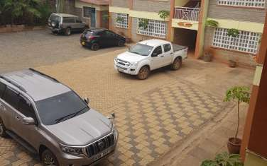 2 bedroom apartment for rent in Ngumba Estate
