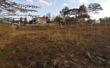 0.11 ac residential land for sale in Ongata Rongai