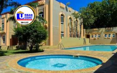 Furnished 5 bedroom house for rent in Nyali Area