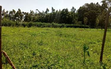 500 m² residential land for sale in Limuru Area