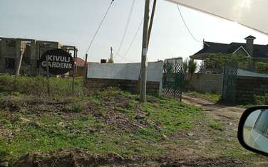 450 m² residential land for sale in Mlolongo