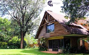 4 bedroom house for rent in Lower Kabete