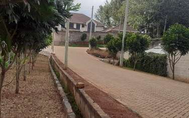 2428 m² residential land for sale in Runda