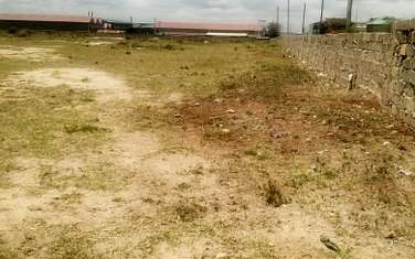 5 ac commercial land for sale in Athi River Area