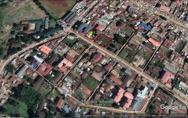0.25 ac land for sale in Kawangware