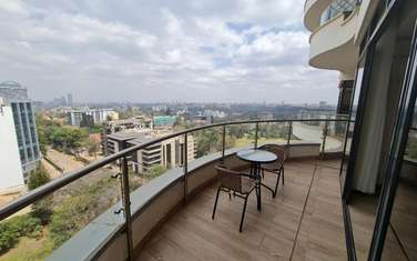 Furnished 2 bedroom apartment for rent in Karura