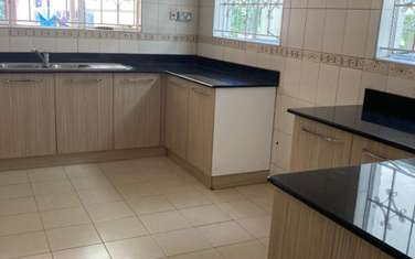 4 bedroom townhouse for rent in Thigiri