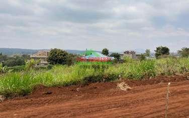0.05 ha residential land for sale in Gikambura