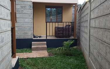 1 bedroom apartment for rent in Lower Kabete
