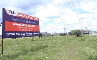 Commercial property for rent in Kitengela
