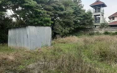 1012 m² residential land for sale in Ruai