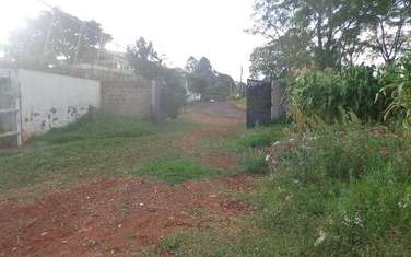 4047 m² residential land for sale in Kitisuru