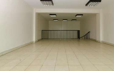 102 m² shop for rent in Kilimani