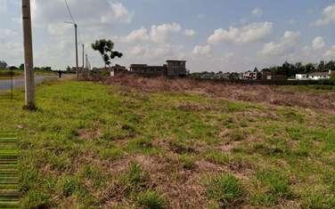 2428 m² residential land for sale in Garden Estate