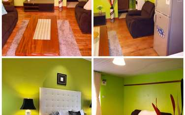 Furnished 1 bedroom apartment for rent in Kinoo