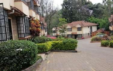 4 bedroom villa for rent in Kileleshwa