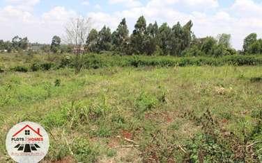 Residential land for sale in Waithaka