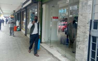 110 m² shop for rent in Nairobi Central