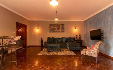 Furnished 4 bedroom townhouse for rent in Westlands Area