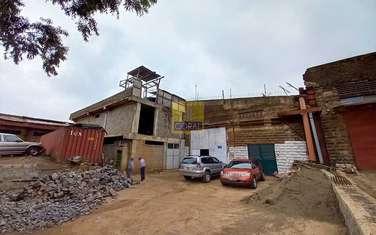 0.77 ac warehouse for sale in Kikuyu Town