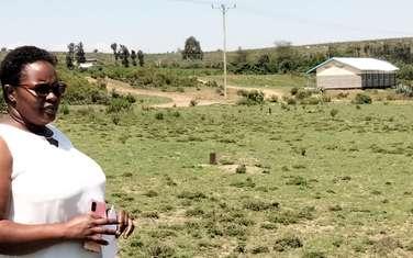 4000 ft² land for sale in Gilgil