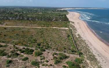 Commercial land for sale in Malindi Town