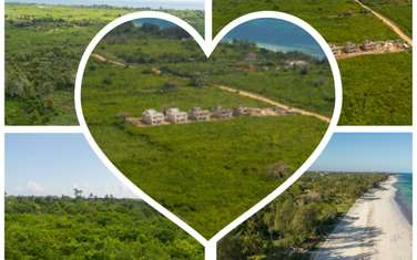 505 m² residential land for sale in Diani