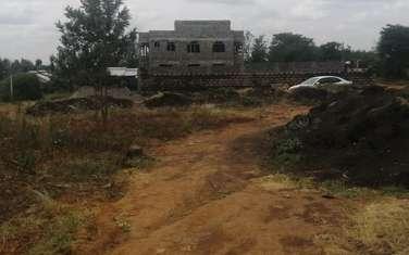 4500 ft² residential land for sale in Ruiru
