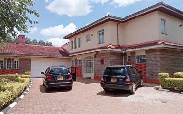 5 bedroom villa for rent in New Kitusuru