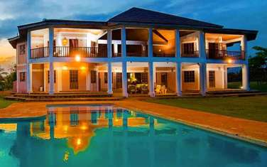 Furnished 6 bedroom villa for rent in Nyali Area