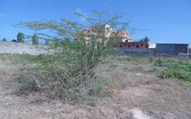 1012 m² land for sale in Shanzu
