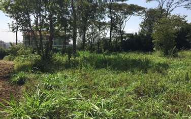 1011 m² residential land for sale in Ngong