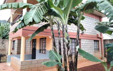 Furnished 4 bedroom townhouse for sale in Thika Road