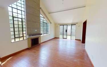 4 bedroom house for rent in Westlands Area