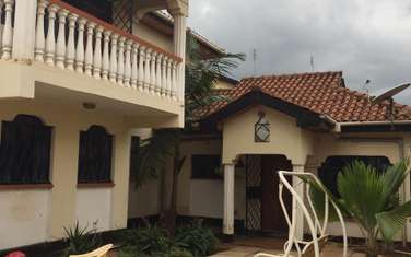 5 bedroom house for rent in Thika Road