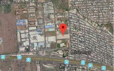 20235 m² commercial land for sale in Mlolongo